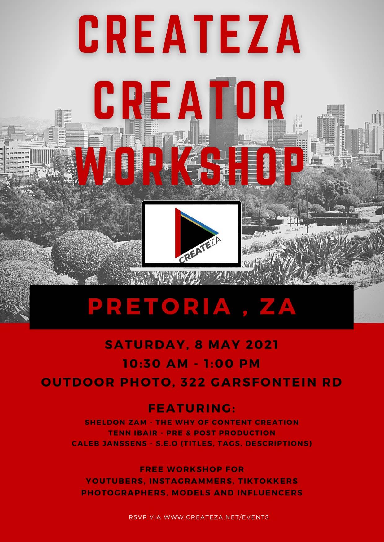 Createza Pretoria